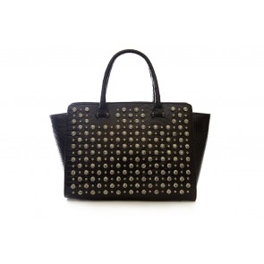 BLING STRUCTURED WINGED BAG