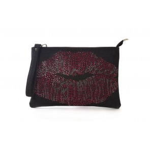 LIPS ZIP TOP WALLET