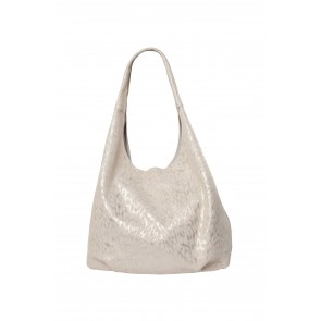 MEDIUM SIZE REAL LEATHER BAG WITH INNER BAG