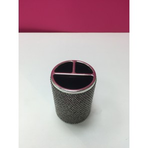 DIAMANTÉ PEN HOLDER POT